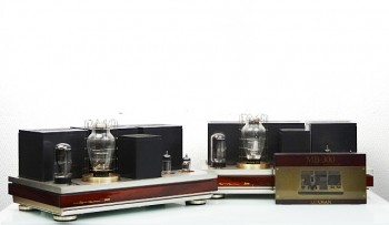 LUXMAN MB300 真空管 アンプ 買取致しました。