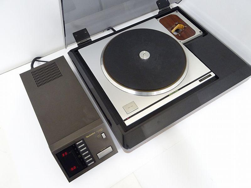 Technics テクニクス SP-10mk3SH-10B3 レコードプレーヤー 神奈川県海老名市にて買取させていただきました!!