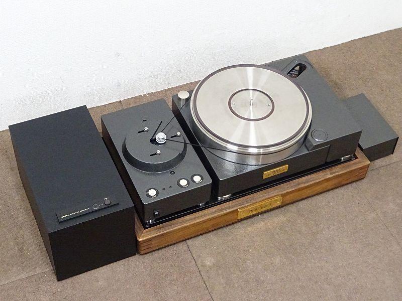 MICRO マイクロ SX-8000Ⅱ レコードプレーヤー 群馬県藤岡市にて買取させていただきました!!