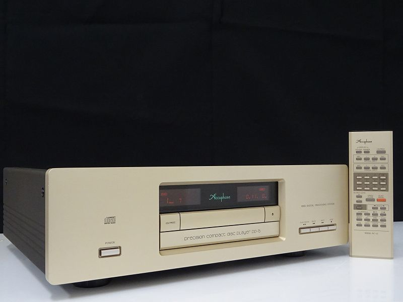 Accuphase アキュフェーズ DP-75 CDプレーヤー 和歌山県和歌山市にて買取させていただきました!!