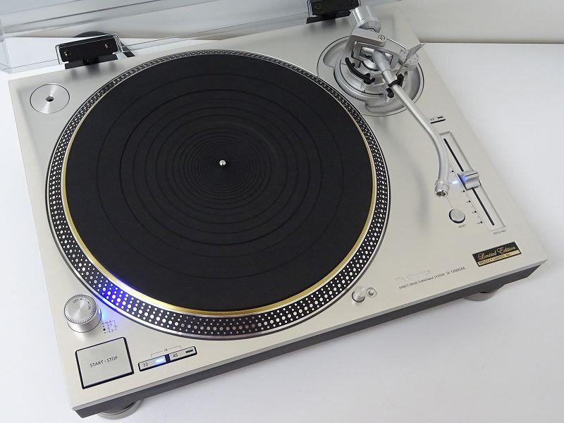 Technics テクニクス SL-1200GAE グランドクラス レコードプレーヤー 奈良県御所市にて買取させていただきました!!