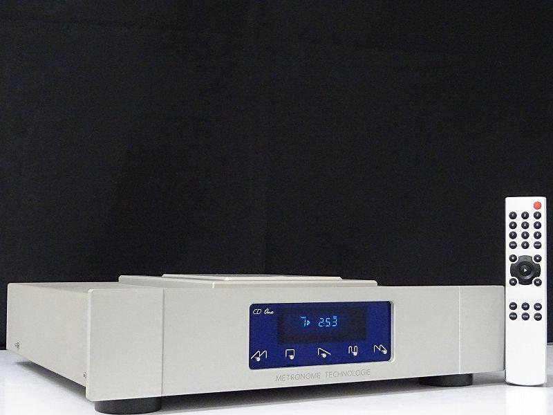 METRONOME TECHNOLOGIE メトロノームテクノロジー CD1 Signature CDプレーヤー 兵庫県尼崎市にて買取させていただきました!!