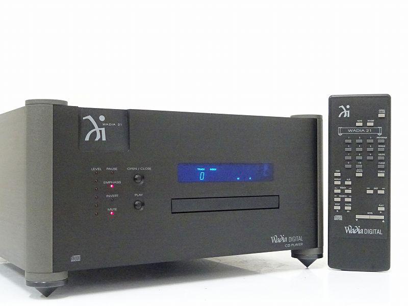 WADIA ワディア Wadia21 CDプレーヤー 兵庫県三田市にて買取させていただきました!!