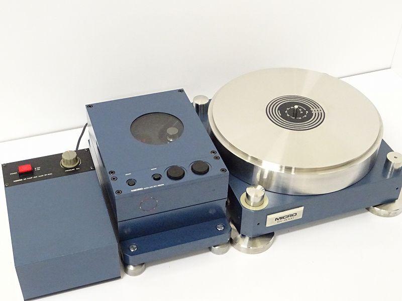 MICRO マイクロ SX-8000RY-5500RP-8020 レコードプレーヤー 佐賀県伊万里市にて買取させていただきました!!