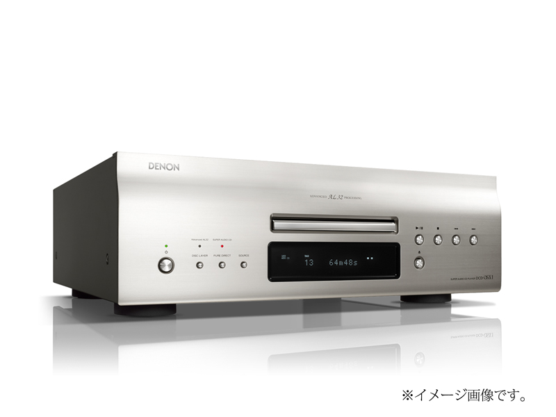 DENON デノン DCD-SX1 SACDプレーヤー 埼玉県草加市にて買取させていただきました!!