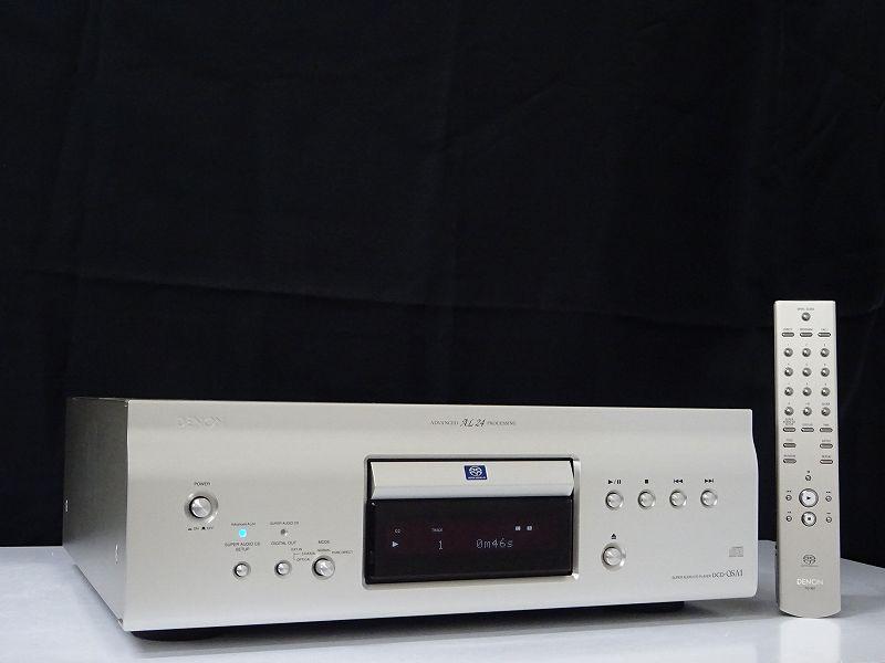 DENON デノン DCD-SA1 SACD/CDプレーヤー デノン 大分県津久見市にて買取させていただきました!!
