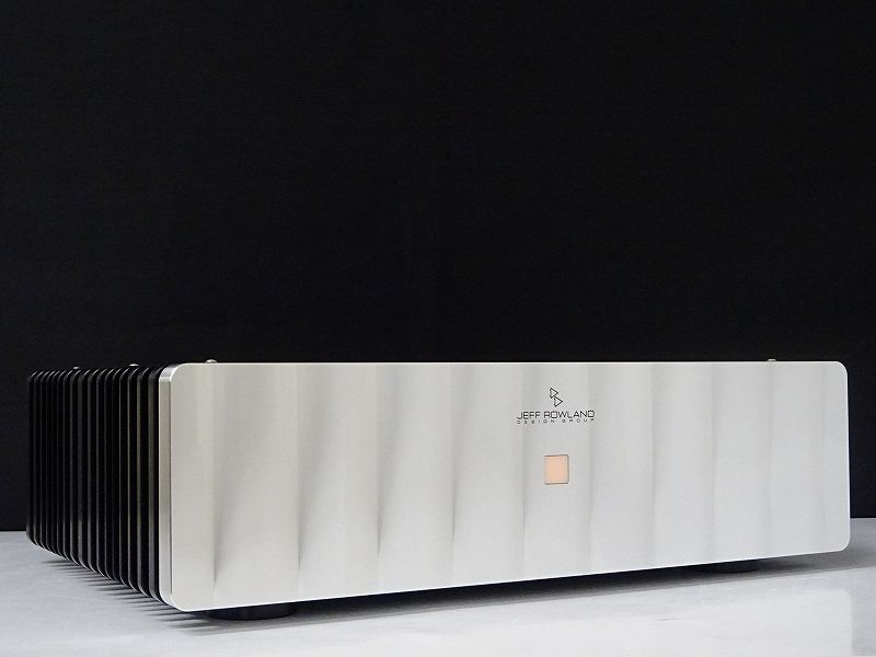 Jeff Rowland ジェフローランド Model 2 パワーアンプ ハードケース付 愛知県あま市にて買取させていただきました!!
