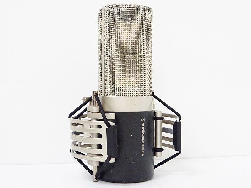audio-technica オーディオテクニカ AT5040 コンデンサーマイク 千葉県流山市にて買取させていただきました!!