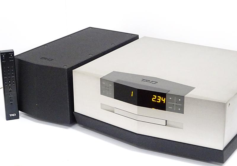 TAD タッド TAD-D600 フラッグシップSACDプレーヤー  愛知県碧南市にて買取させていただきました!
