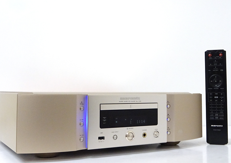 marantz マランツ SA-11S3 SACD/CDプレーヤー 埼玉県和光市にて買取させていただきました!!