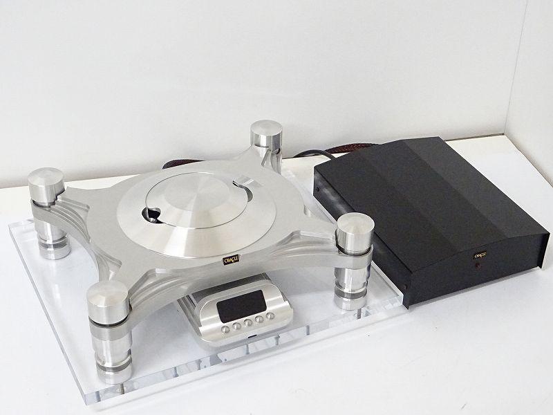 ORACLE オラクル CD2000 CDトランスポート 東京都町田市にて買取させていただきました!!