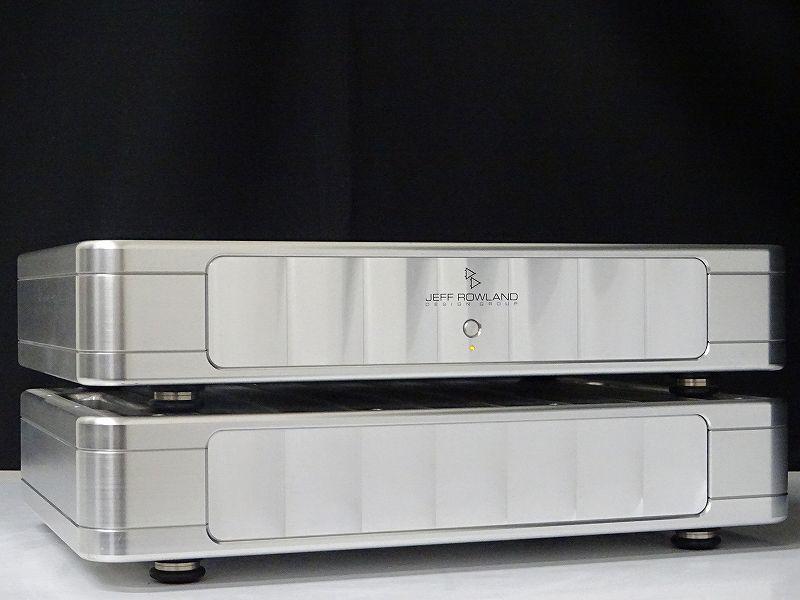 Jeff Rowland ジェフローランド Model10 パワーアンプ 埼玉県新座市にて買取させていただきました!!