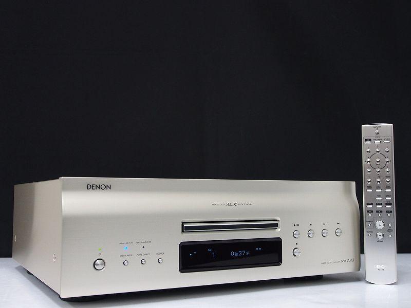 DENON デノン DCD-SX1-SP SACDプレーヤー 東京都町田市にて買取させていただきました!!