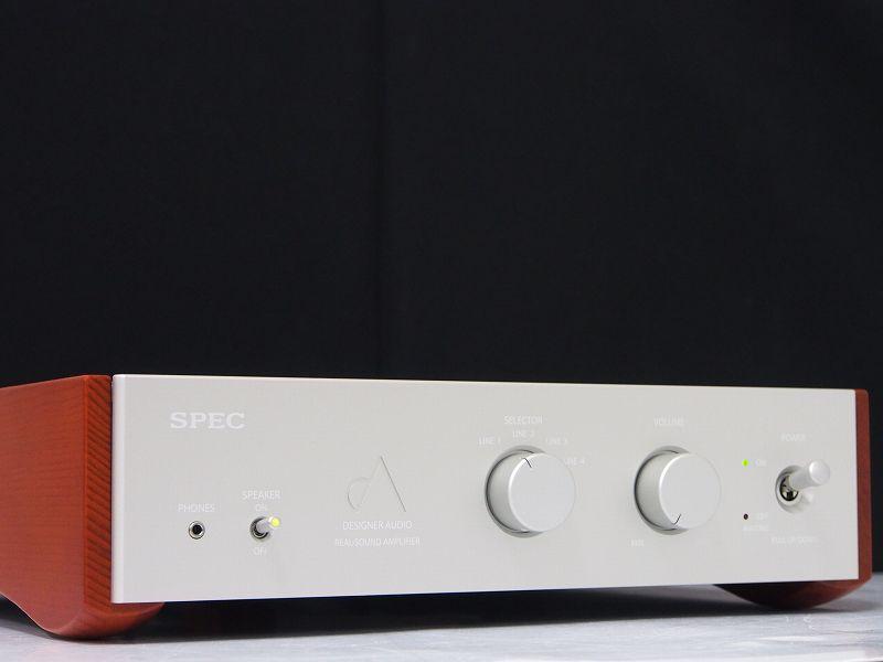 SPEC スペック RSA-888DT プリメインアンプ 埼玉県新座市にて買取させていただきました!!