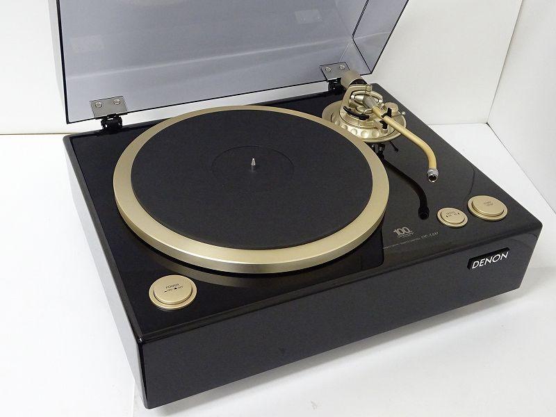 DENON デノン DP-A100 レコードプレーヤー 富山県南砺市買取させていただきました!!