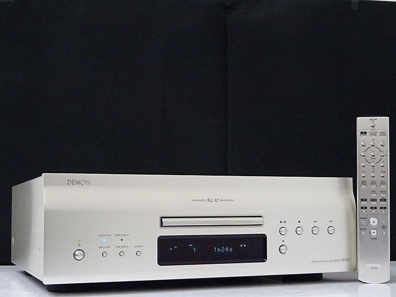 DENON デノン DCD-SX1 SACDプレーヤー 長野県安雲野市にて買取させていただきました!!