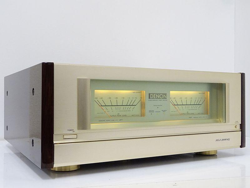 DENON  デノン POA-3000RG パワーアンプ 福島県本宮市にて買取させていただきました!!