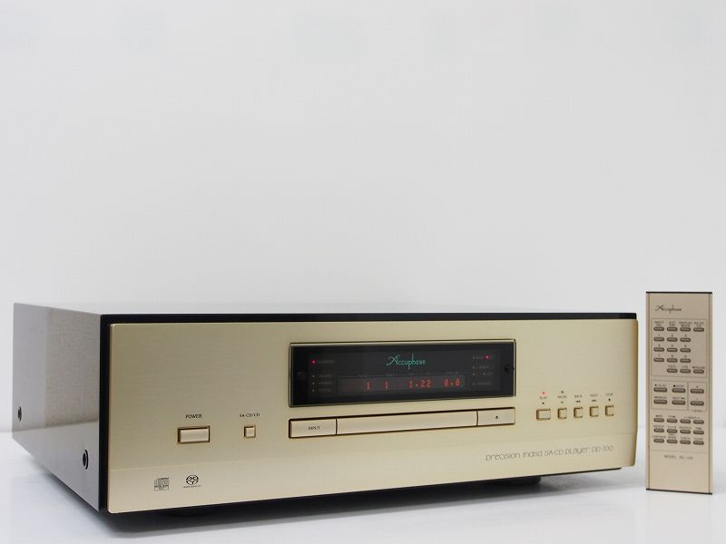 Accuphase アキュフェーズ DP-700 SACDプレーヤー 鳥取県米子市にて買取させていただきました!!