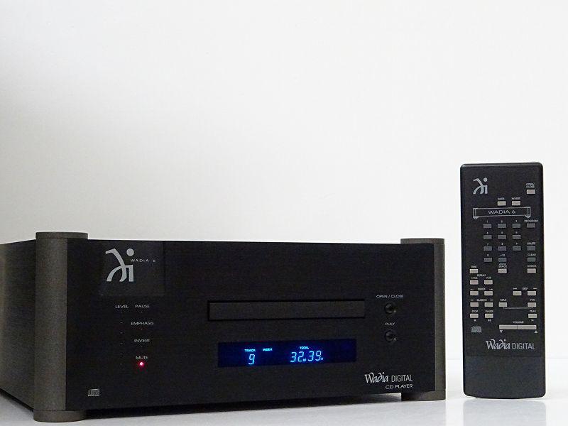 WADIA ワディア 6 CDプレーヤー 福岡県那珂川市にて買取させていただきました!!