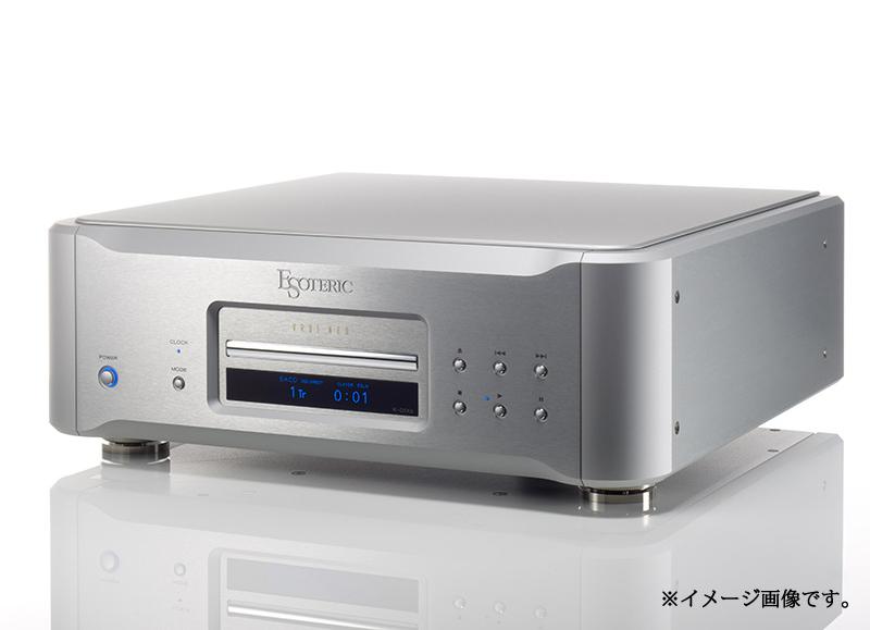 ESOTERIC  エソテリック 最新機種 K-01Xs SACDプレーヤー 大阪府八尾市にて買取させていただきました!!