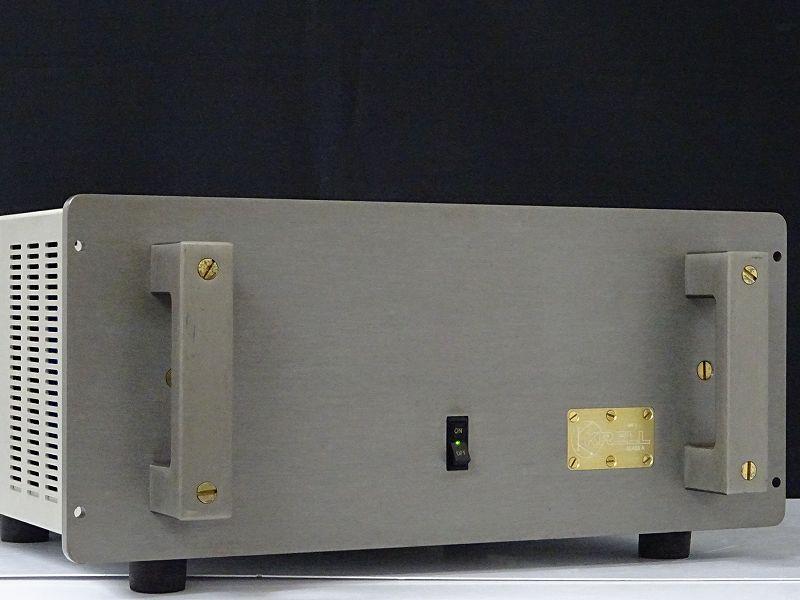 KRELL クレル KSA-100mkⅡ パワーアンプ 福岡県宮若市にて買取させていただきました!!