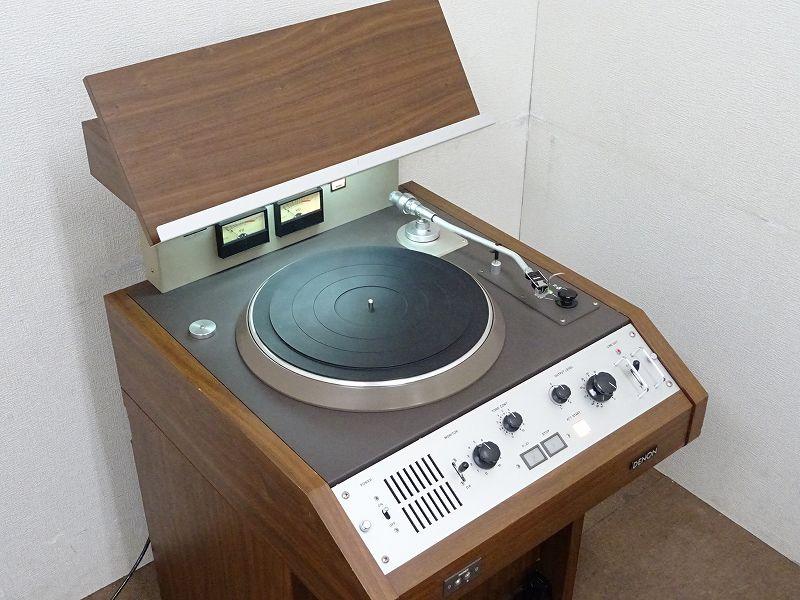 DENON デノン DN-308FT レコードプレーヤー ターンテーブル 大阪府堺市買取させていただきました!!
