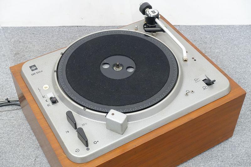 EMT 930st/929/TSD 15 レコードプレーヤー☆鹿児島県鹿児島市にて買取させて頂きました
