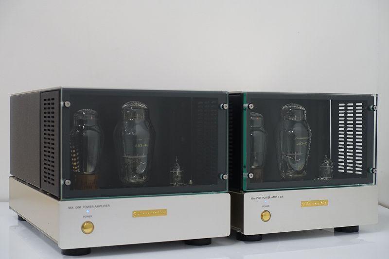 Phasemation MA-1000 真空管 モノラルパワーアンプ☆京都府京都市にて買取させて頂きました