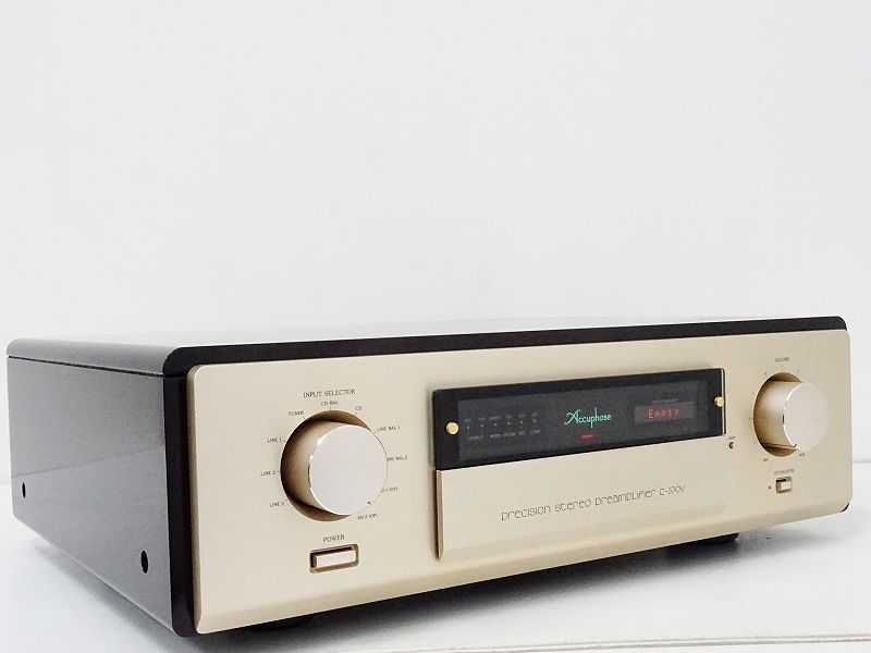 Accuphase C-290V プリアンプ アキュフェーズ☆愛知県愛西市にて買取させて頂きました!