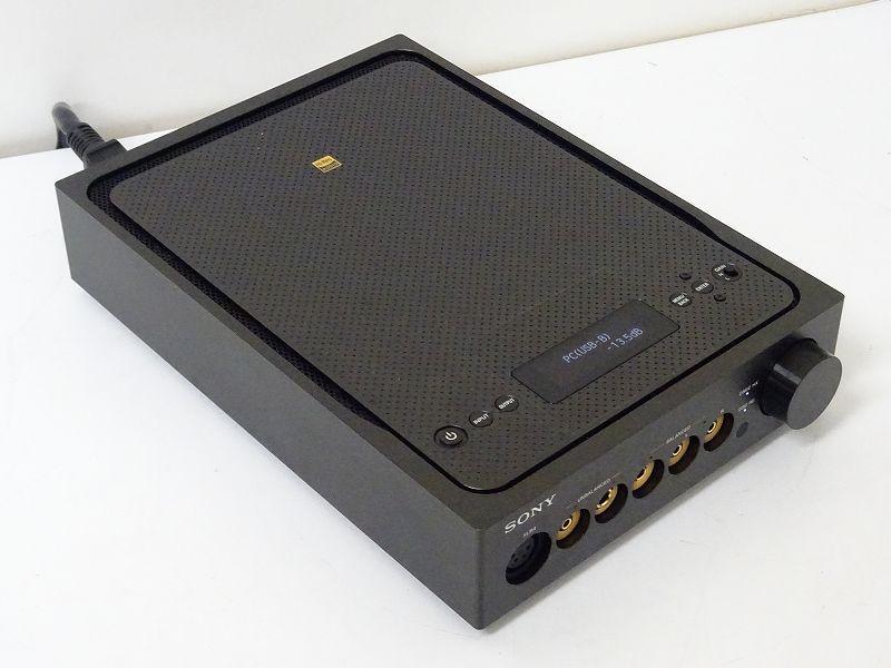 SONY TA-ZH1ES ヘッドフォンアンプ☆富山県射水市にて買取させて頂きました!