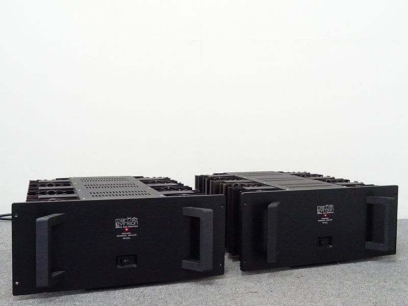Mark Levinson No.20.5L モノラルパワーアンプ Ver.up品☆山口県山口市にて買取させて頂きました!