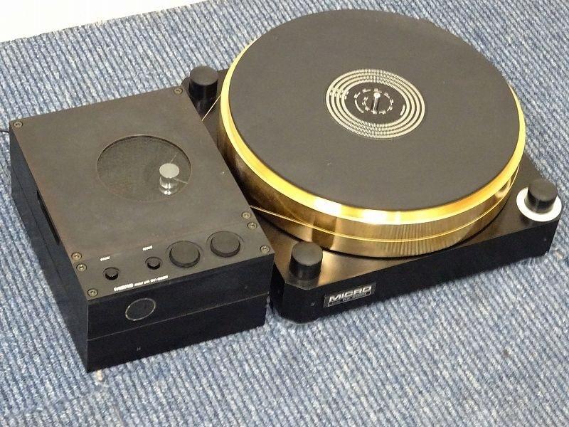 MICRO SX-5000 RX-5000/RY-5500 レコードプレーヤー☆兵庫県尼崎市にて買取させて頂きました!