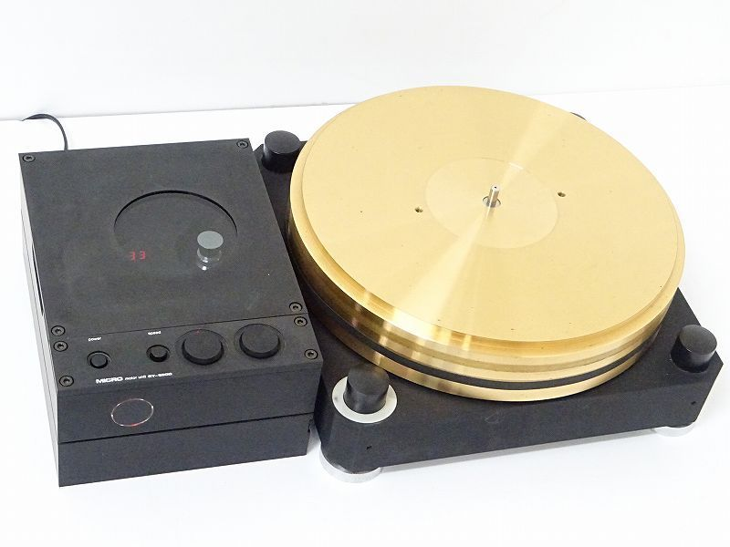 MICRO RX-5000/RY-5500 レコードプレーヤー☆宮崎県宮崎市にて買取させて頂きました!