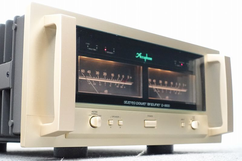 Accuphase P-6100 パワーアンプ ☆鳥取県鳥取市にて買取させて頂きました!