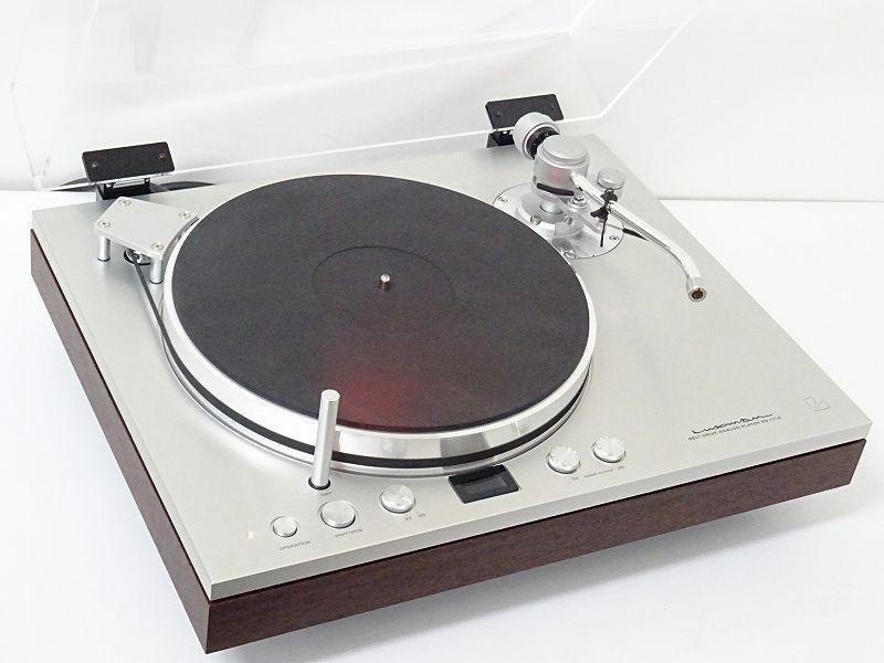 LUXMAN PD-171A レコードプレーヤー☆福岡県北九州市にて買取させて頂きました!