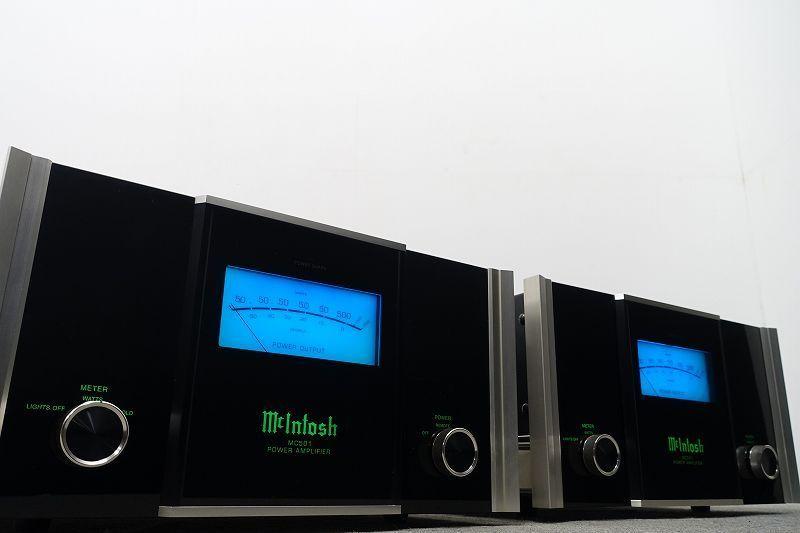McIntosh MC501 モノラルパワーアンプ☆兵庫県姫路市にて買取させて頂きました