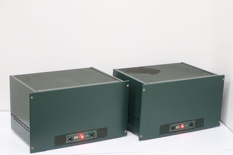 ALTEC 1570B/5R4GYB/811A 真空管パワーアンプ☆神奈川県横浜市にて買取させて頂きました
