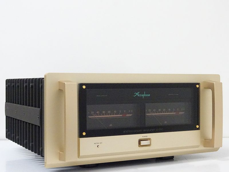 Accuphase P-650 パワーアンプ☆島根県出雲市にて買取させて頂きました!