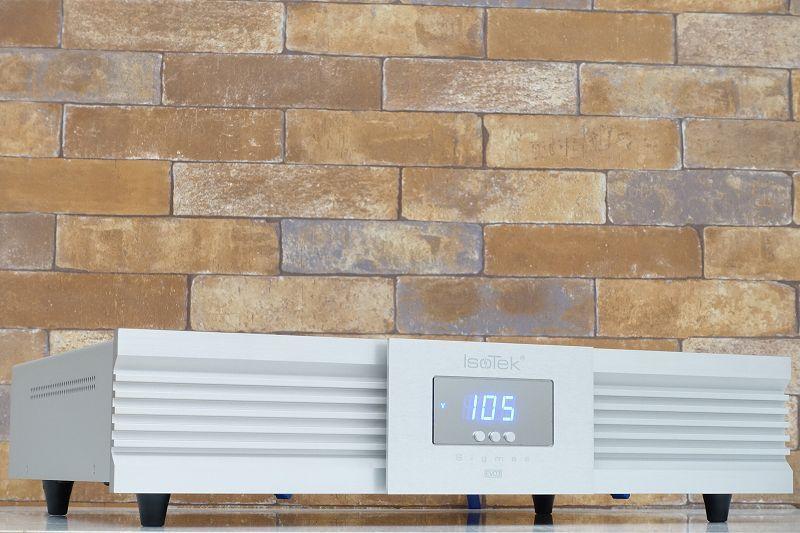 IsoTek EVO3 SIGMAS パワーコンディショナー☆大阪府高石市にて買取させて頂きました