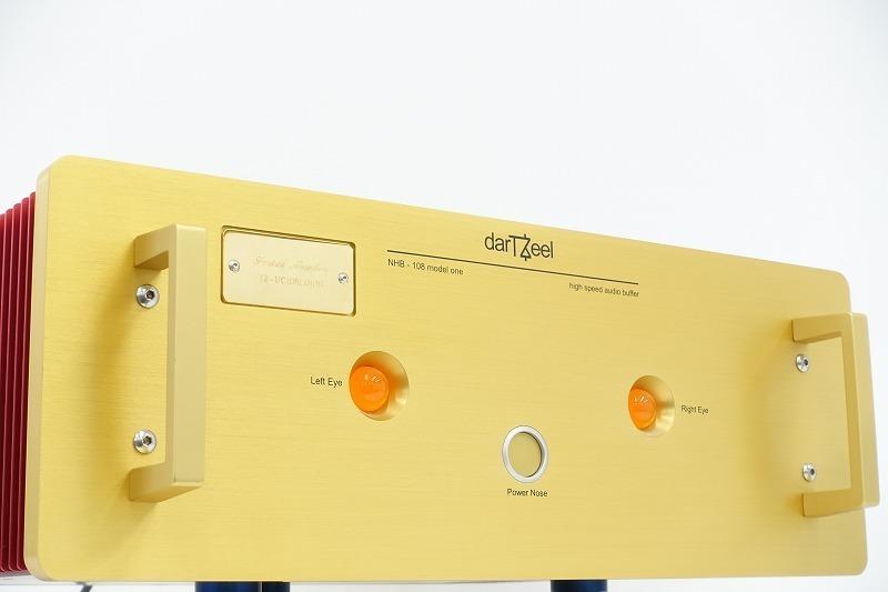 darTZeel NHB-108 model one ハイエンド ステレオ パワーアンプ☆福岡県福岡市にて買取させて頂きました
