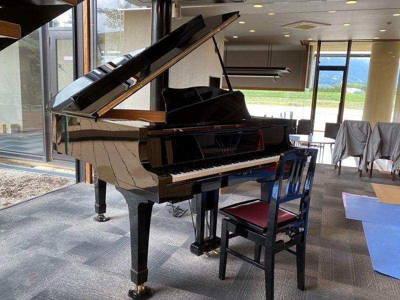 YAMAHA グランドピアノ C1L-QSXG DKC-850☆滋賀県長浜市にて買取させて頂きました!