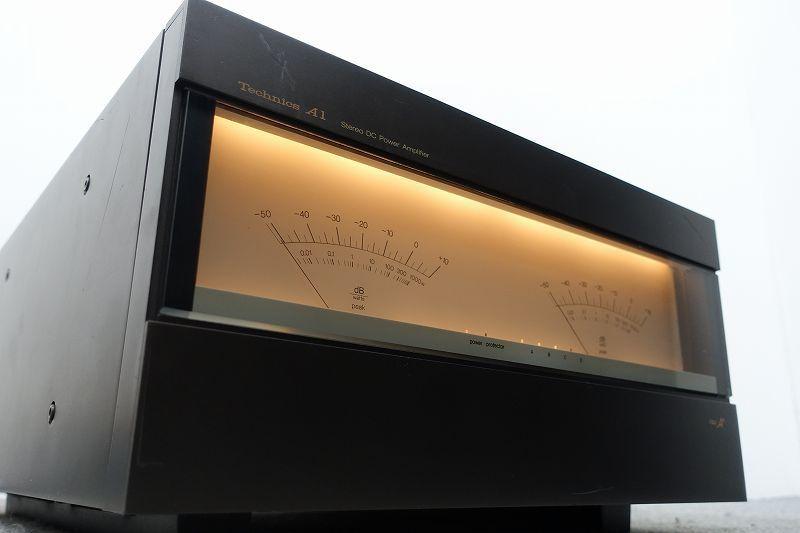 Technics SE-A1 パワーアンプ☆広島県広島市にて買取させて頂きました!