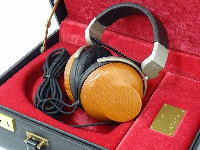 SONY MDR-R10 オーバーヘッドフォン☆東京都品川区にて買取させて頂きました!