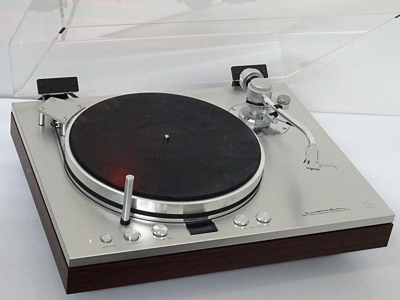 LUXMAN PD-171A レコードプレーヤー ☆福岡県遠賀郡にて買取させて頂きました!