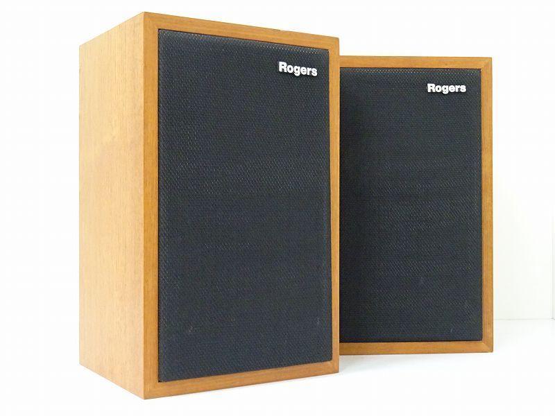 ROGERS LS3/5a 11Ω スピーカーペア☆岡山県高梁市にて買取させて頂きました!
