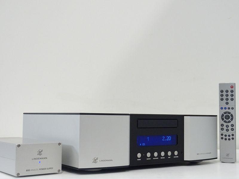 LINDEMANN 820S SACDプレーヤー ☆大阪府大阪市にて買取させて頂きました