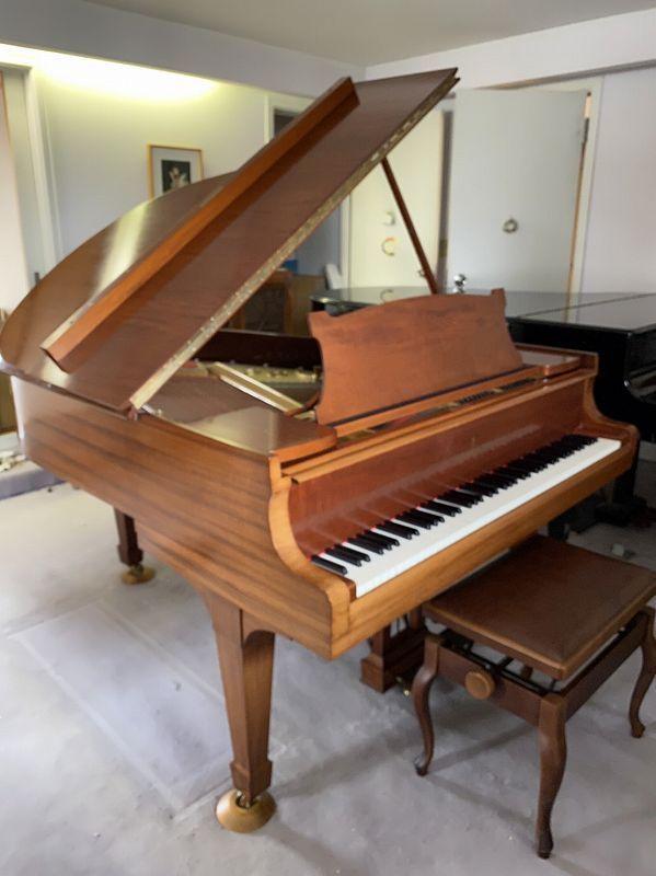 STEINWAY&SONS スタインウェイ Model M グランドピアノ M-170☆神奈川県小田原市にて買取させて頂きました!