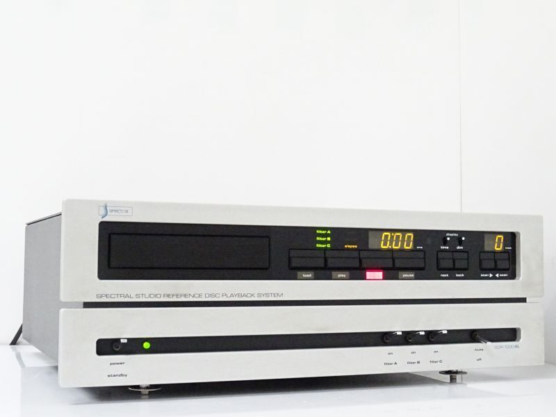 SPECTRAL SDR-1000SL CDプレーヤ☆三重県松阪市にて買取させて頂きました!