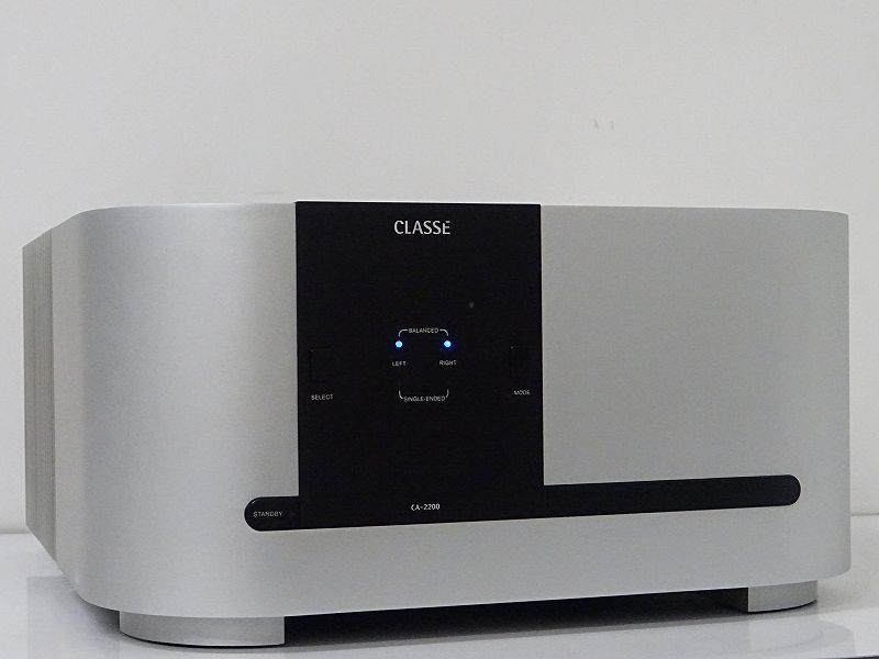 CLASSE CA-2200 パワーアンプ☆新潟県長岡市にて買取させて頂きました!
