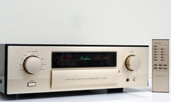 Accuphase アキュフェーズ C-2810 プリアンプ